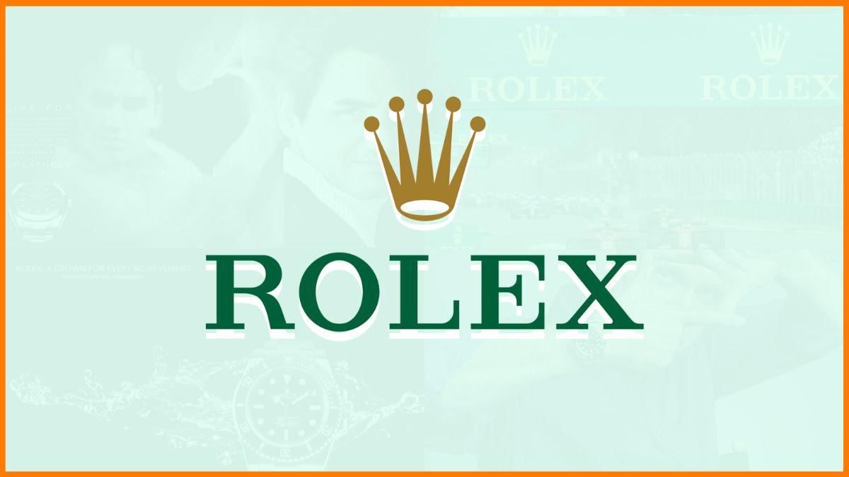 Innovative Marketing Strategies of Rolex