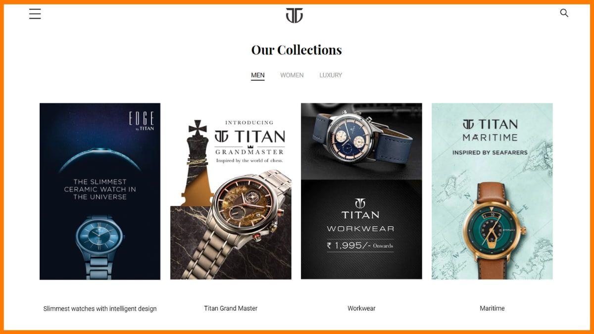 Titan Website