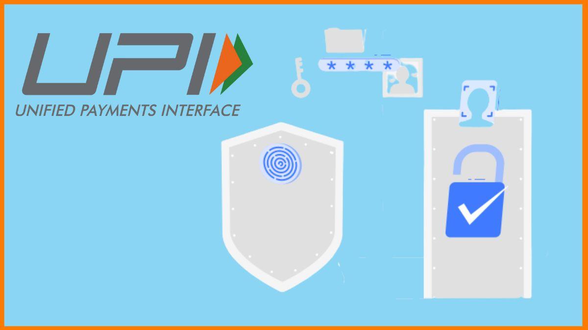 UPI Features   Authorised Transactions   Authentication