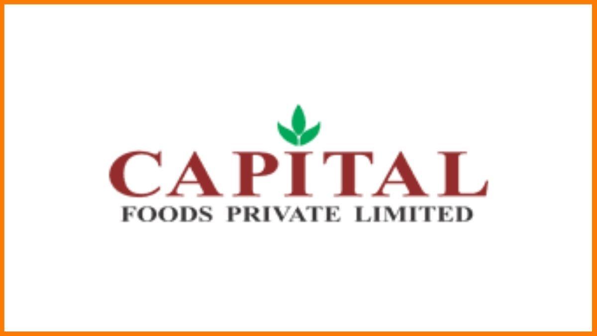 Capital Foods pvt ltd logo