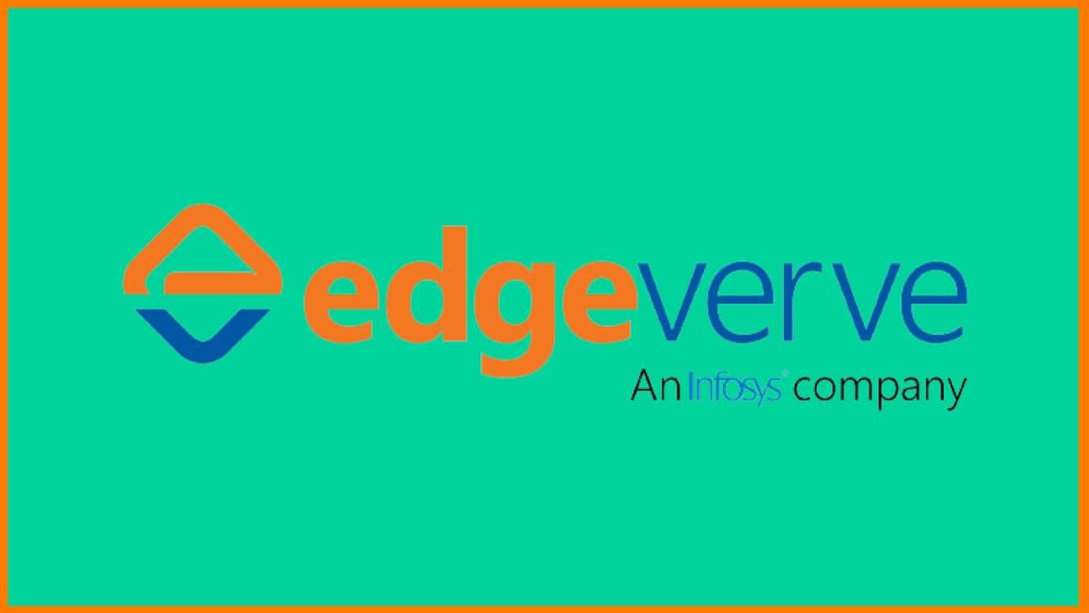 EdgeVerve - Infosys Subsidiary