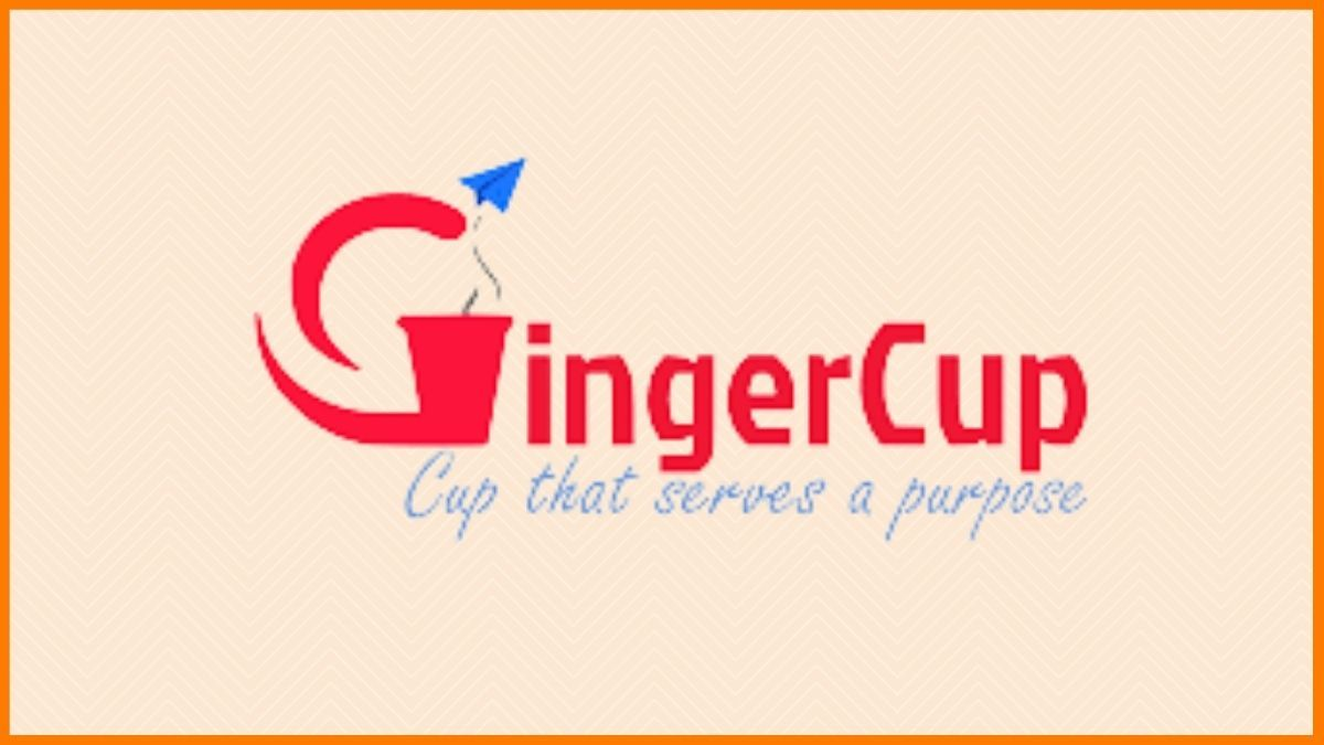 Gingercup - A Cup That Serves A Purpose