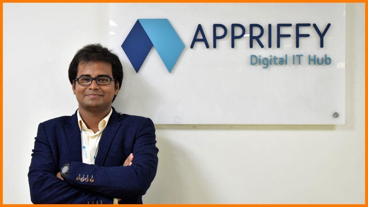 Muzafar Hussain, Founder & CEO of Appriffy