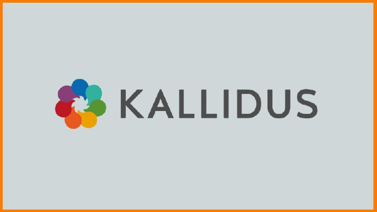 Kallidus - Infosys Subsidiary