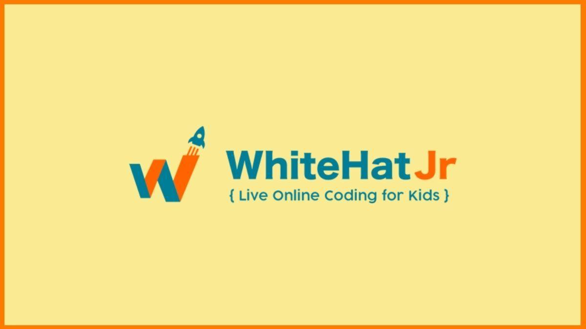 WhiteHat Jr - Stop Talking, Start Coding!