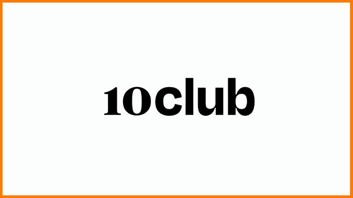 10Club Logo