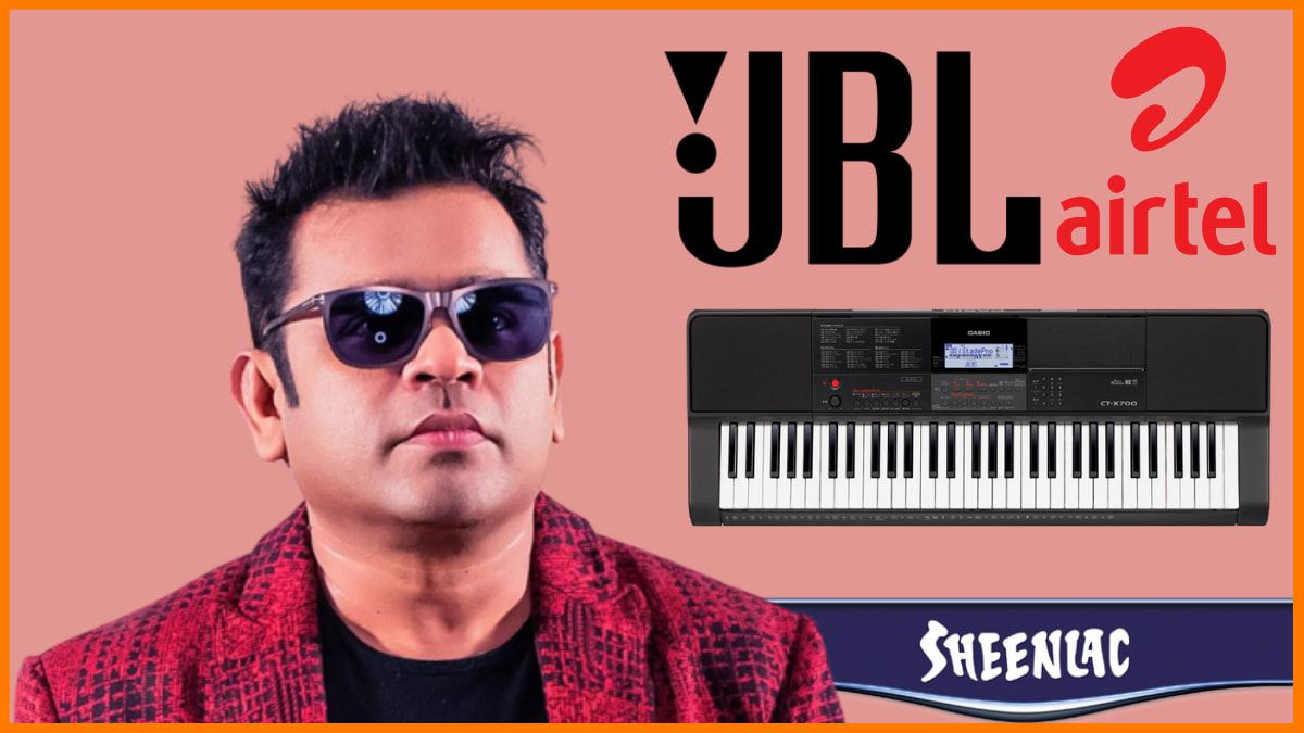 List Of Brands Endorsed by A R Rahman