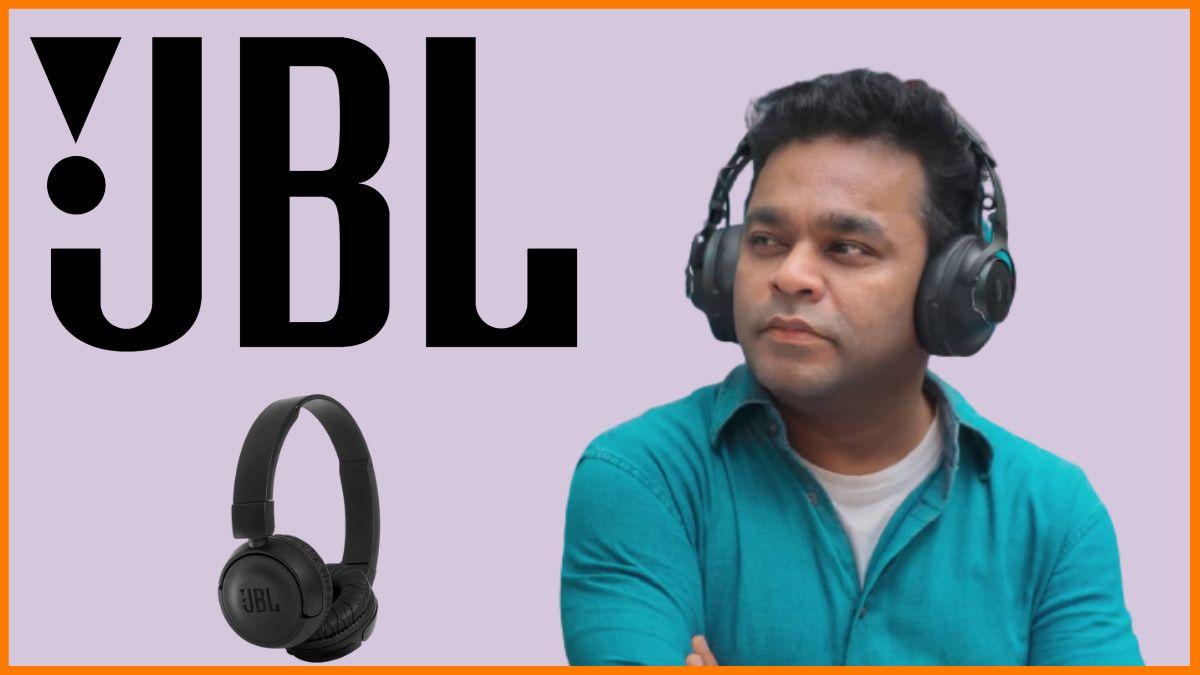 A R Rahman Endorsed Brand- JBL