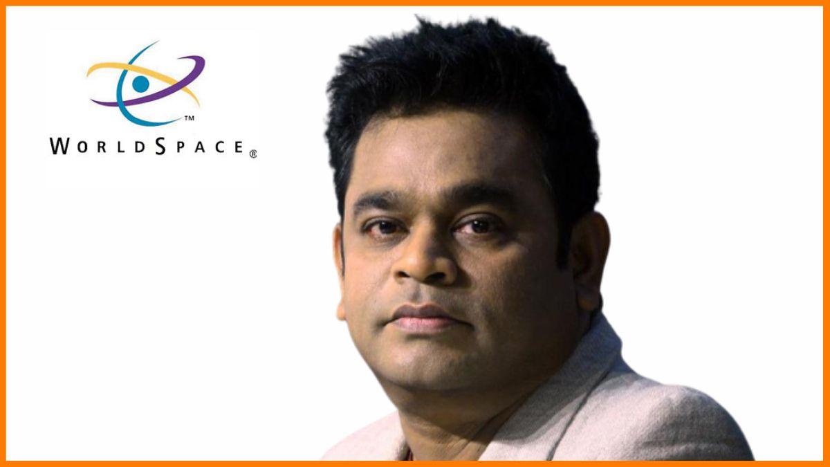 A R Rahman Endorsed Brand- WorldSpace