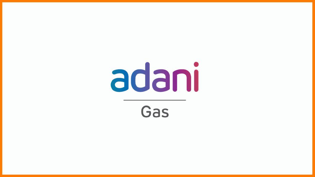 Adani Gas   Adani Total Gas