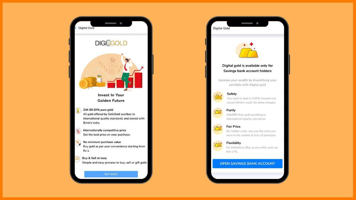 Airtel Gold Investment Platform | Digital Gold Investment Platform