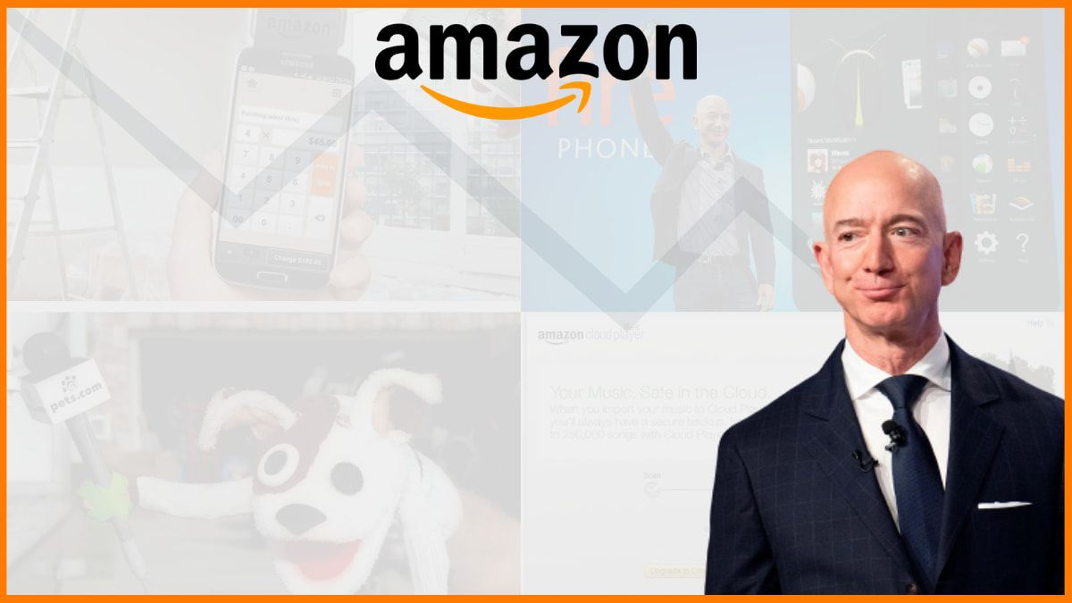 The Ultimate Failed Amazon Products and Services Checklist