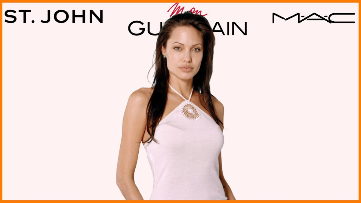 List of Brands Endorsed by Angelina Jolie