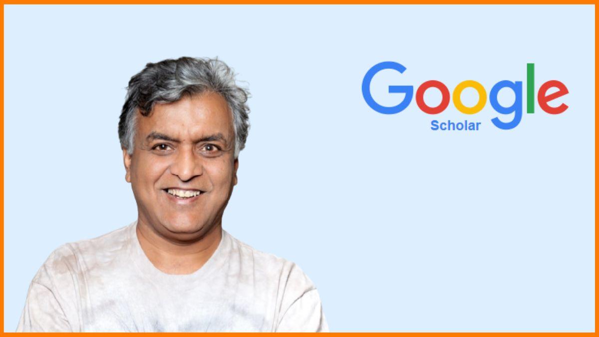 Anurag Acharya: Co-creator of Google Scholar
