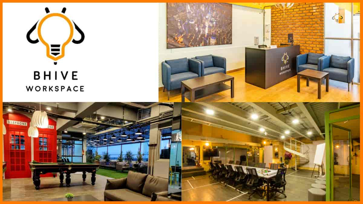 BHIVE Coworking space in Bangalore
