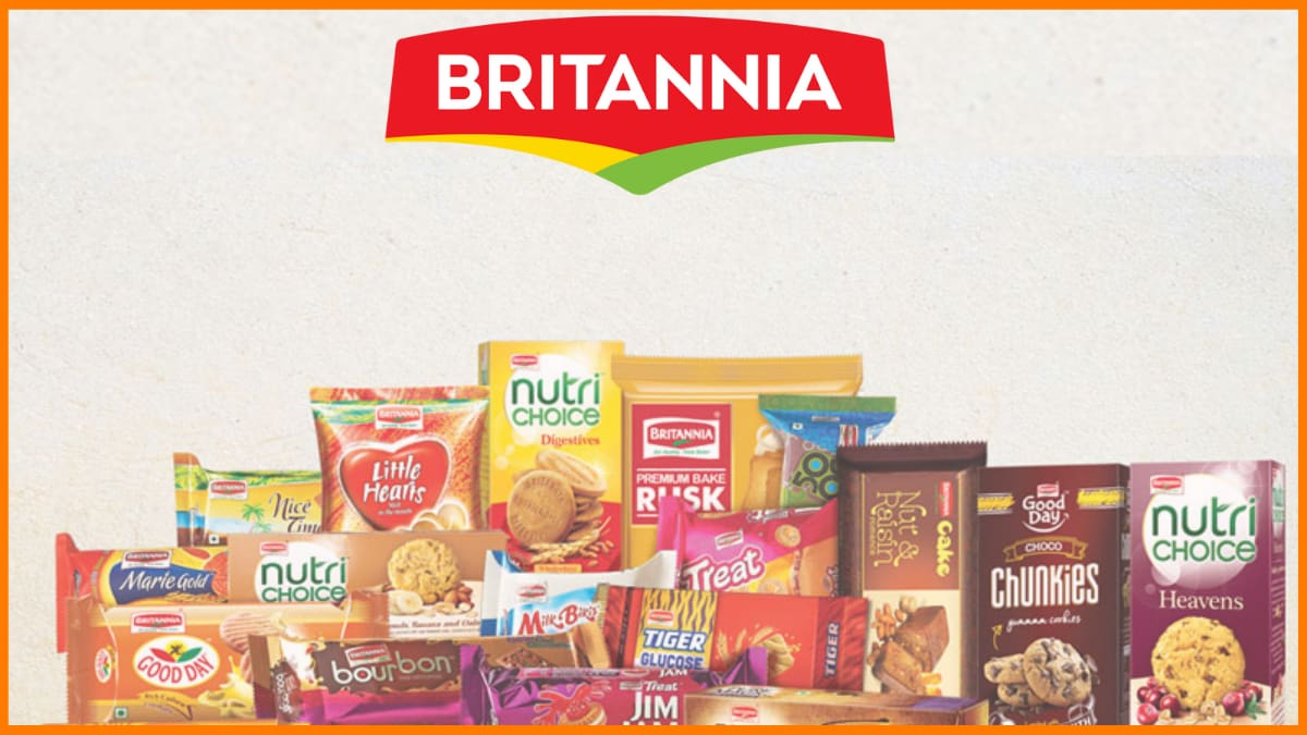 The Business Model of Britannia: The Untold Model of The Household Name