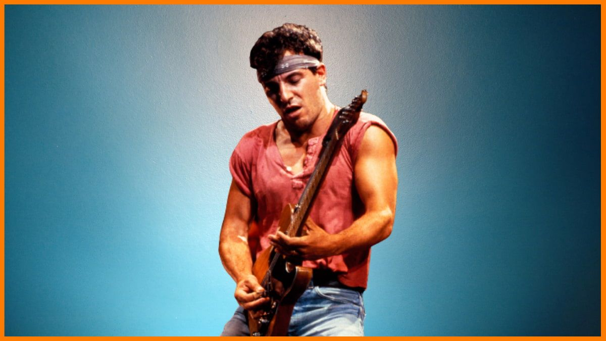 Bruce Springsteen insured his vocal cord | celebrity insurance body parts