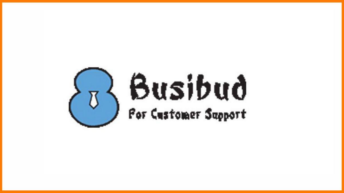 Busibud Logo | Startups in Chandigarh
