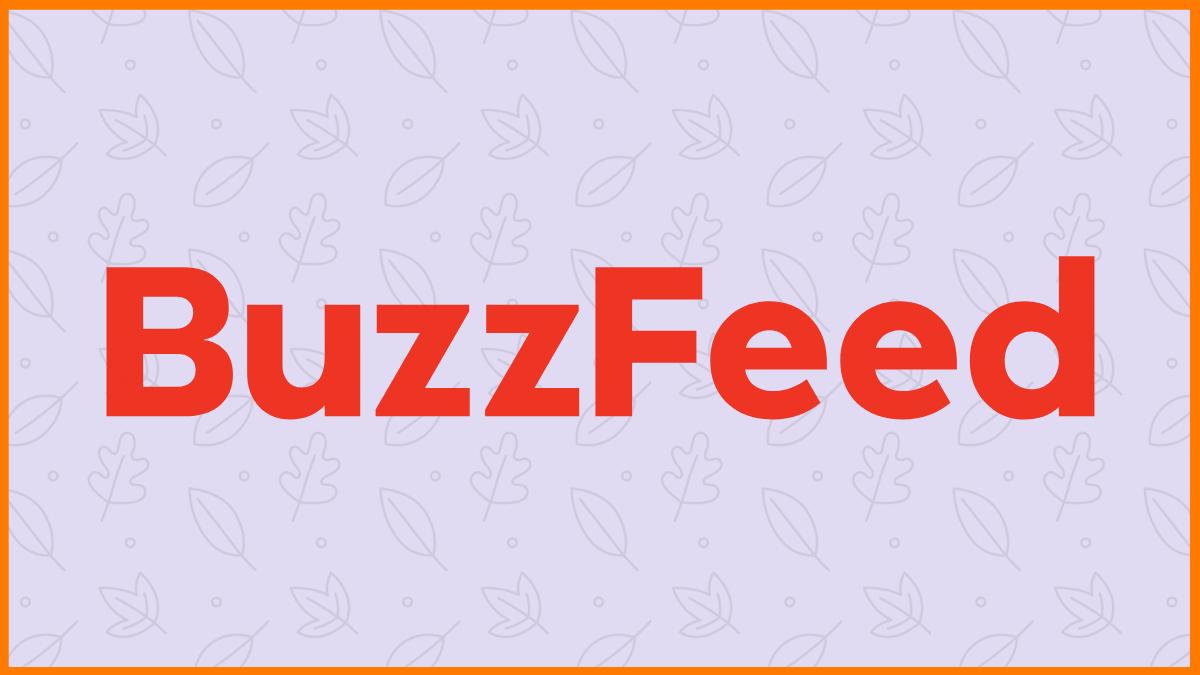 BuzzFeed | Startup Pitch Decks