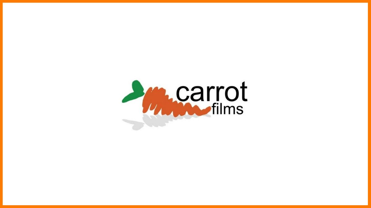 Carrot Films- Best video production companies for Startups