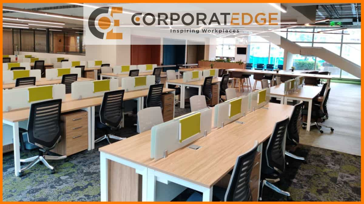 CorporatEdge - Coworking space in Bangalore