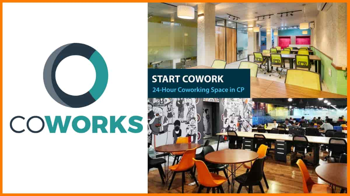 Coworks - Coworking space in Bangalore