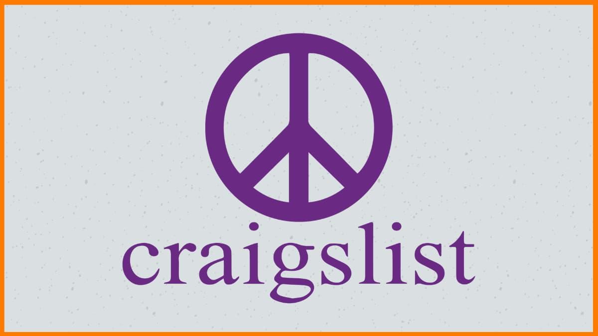 Craigslist also offers freelance work on their website.