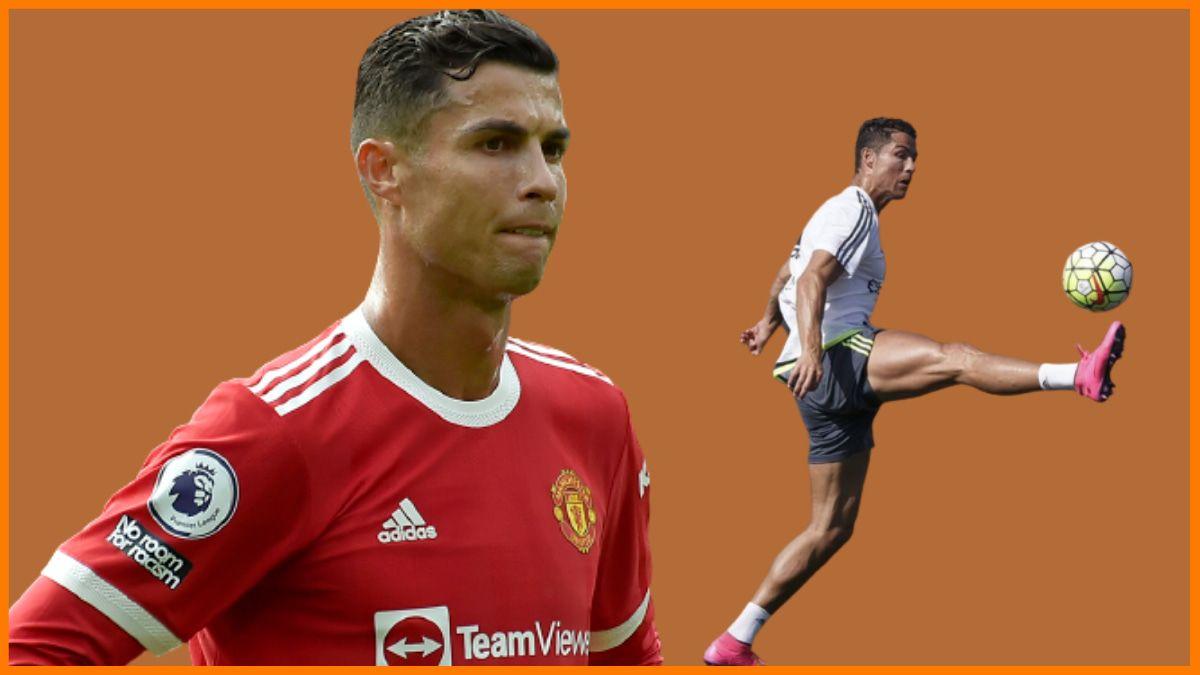 Cristiano Ronaldo insured his legs | celebrity insurance body parts