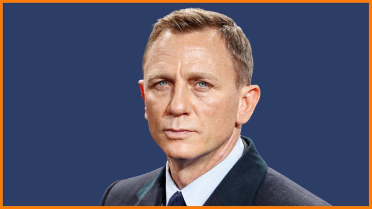 Daniel Craig insured his full body | celebrity insurance body parts