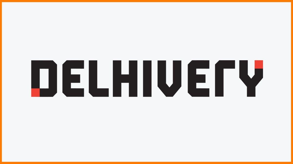 Delhivery Logo | Nexus Venture funded startups