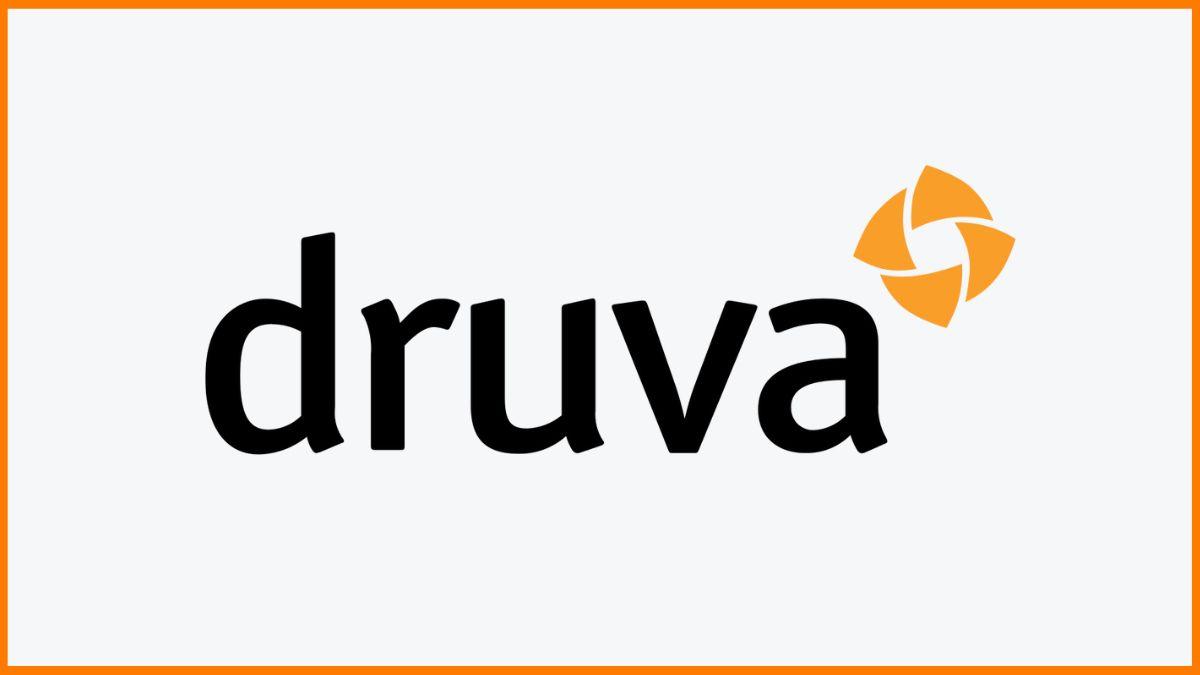 Druva Logo | Nexus Venture funded startups