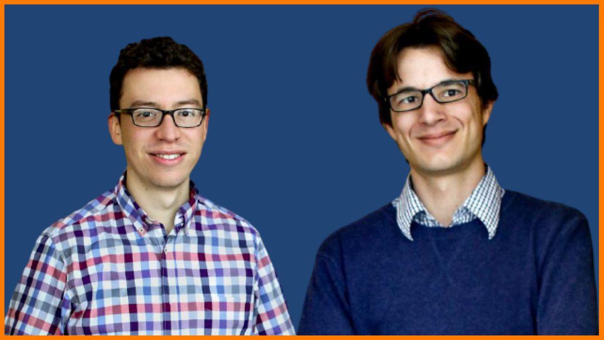 Luis von Ahn and Severin Hacker | Duolingo Founders
