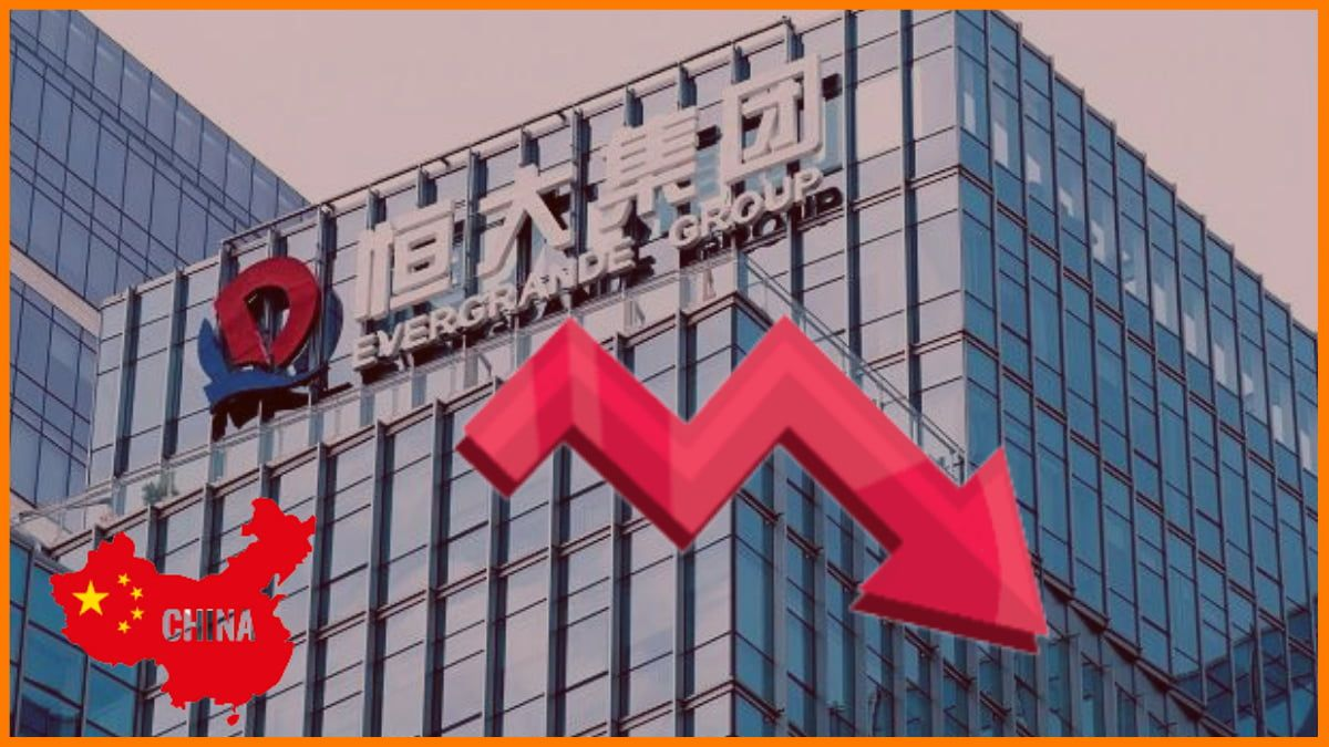 China's Evergrande Crisis: Real Estate Sector Sinking in Debt