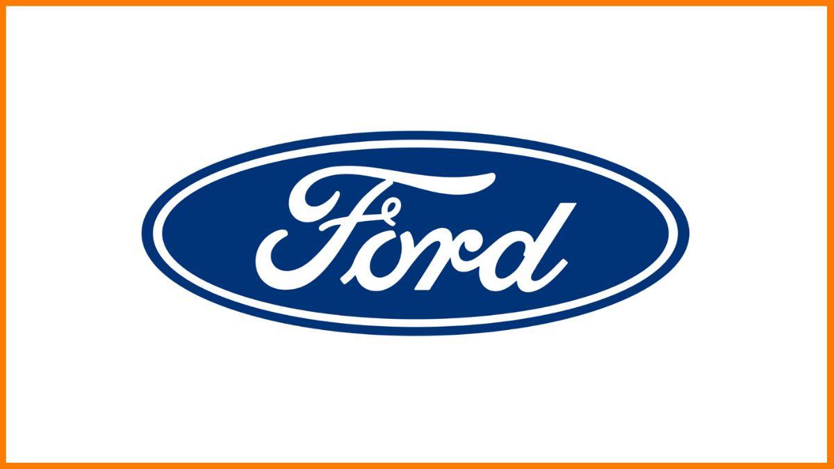 Ford's Company Logo