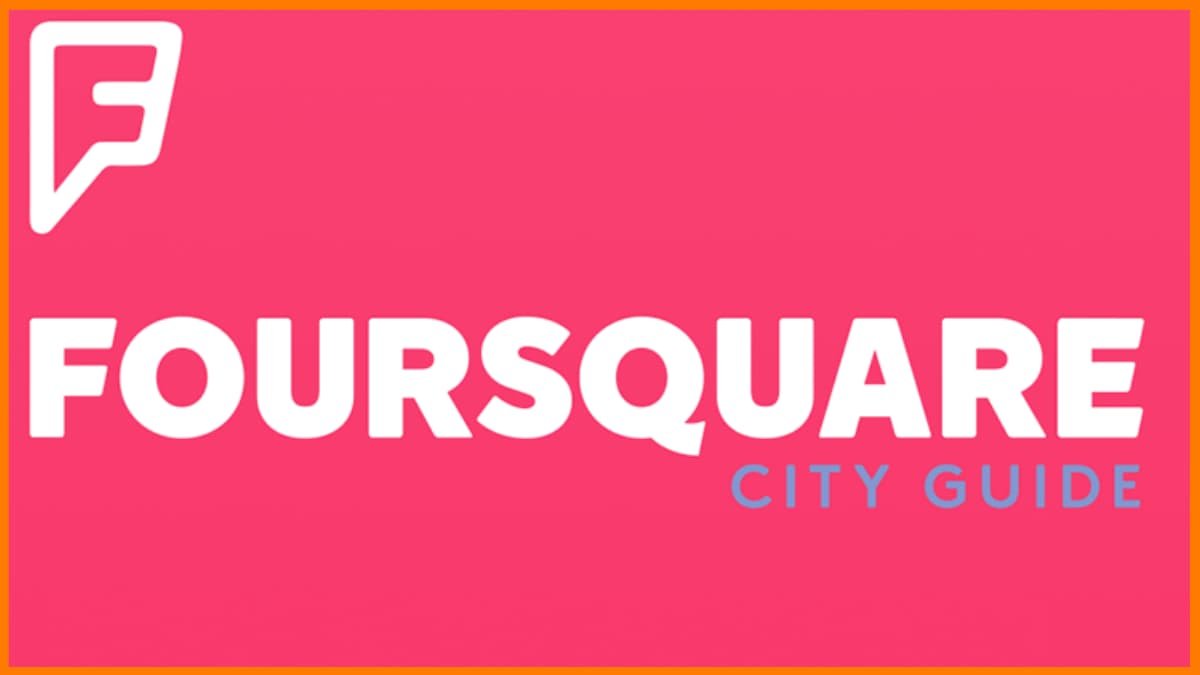 Foursquare City Guide | Best Pitch Deck of all time