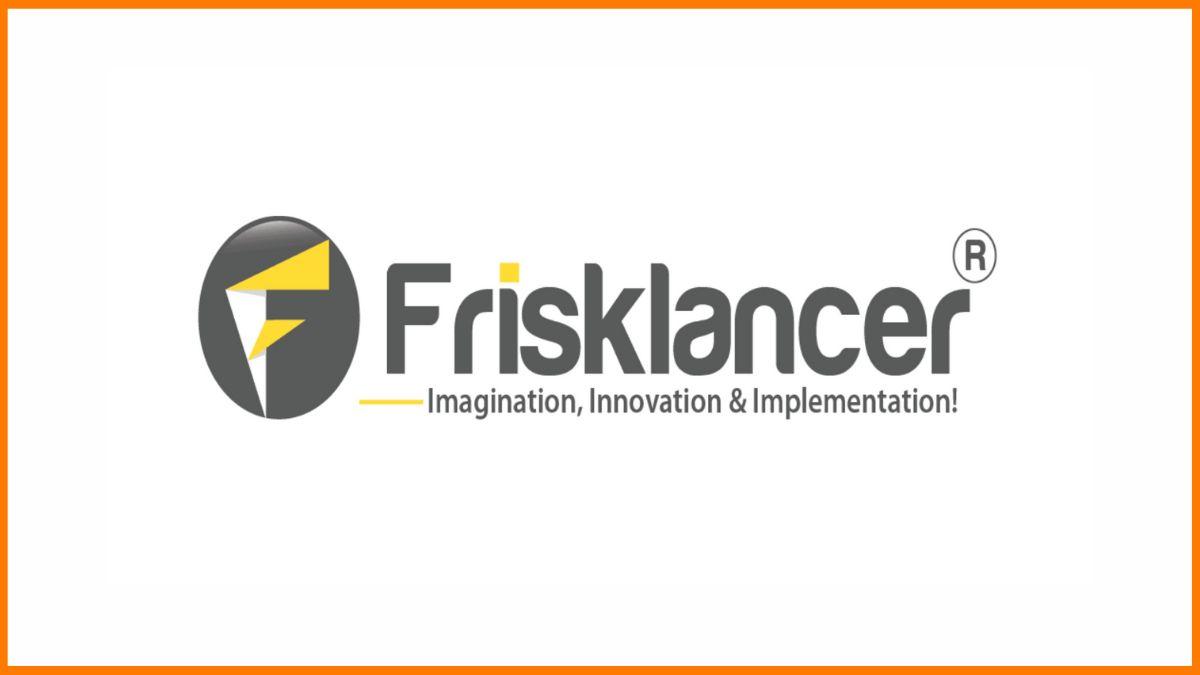 Frisklancer Logo | Startups in Punjab