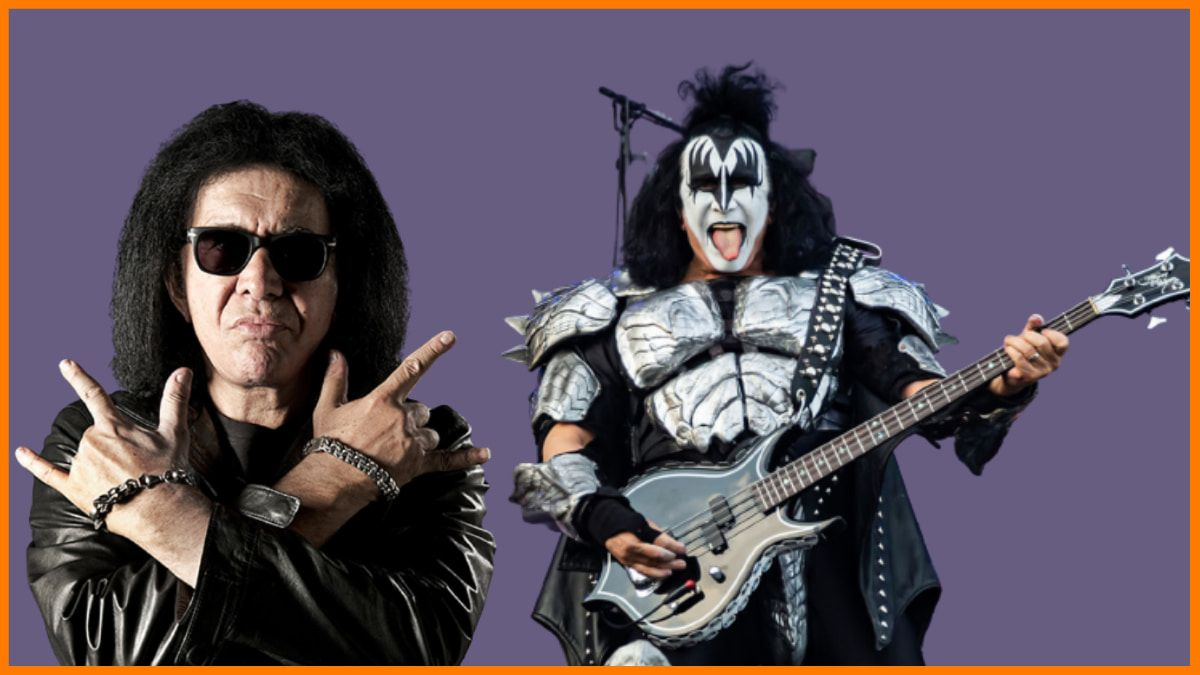 Gene Simmons insured his tongue | celebrity insurance body parts