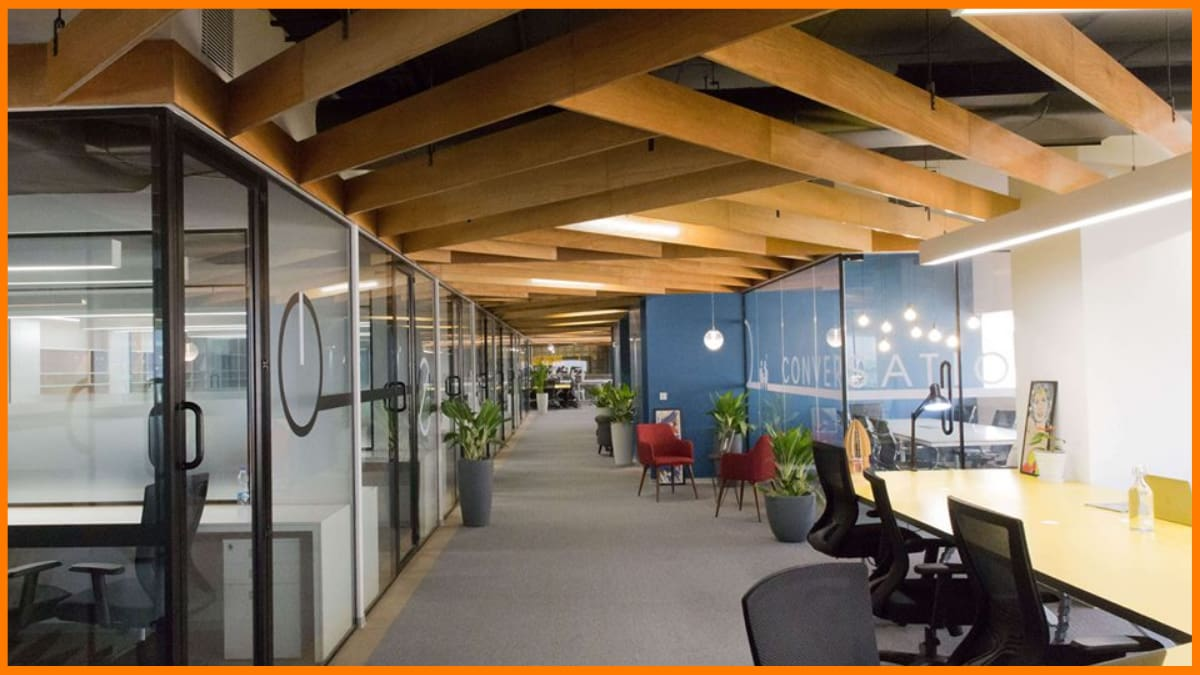 GoodWorks CoWork coworking space in India