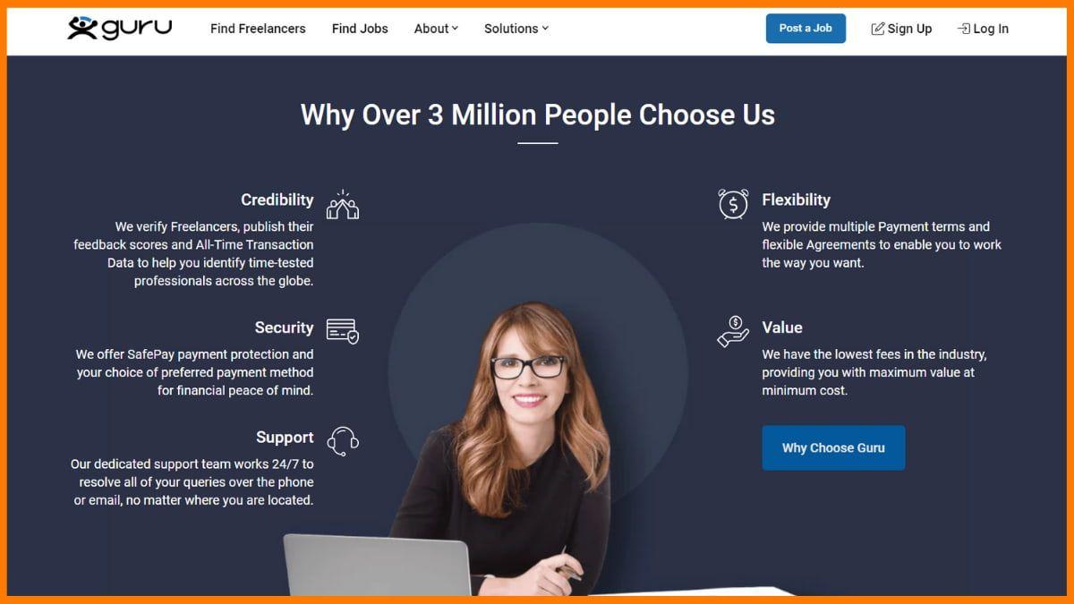 Guru Website