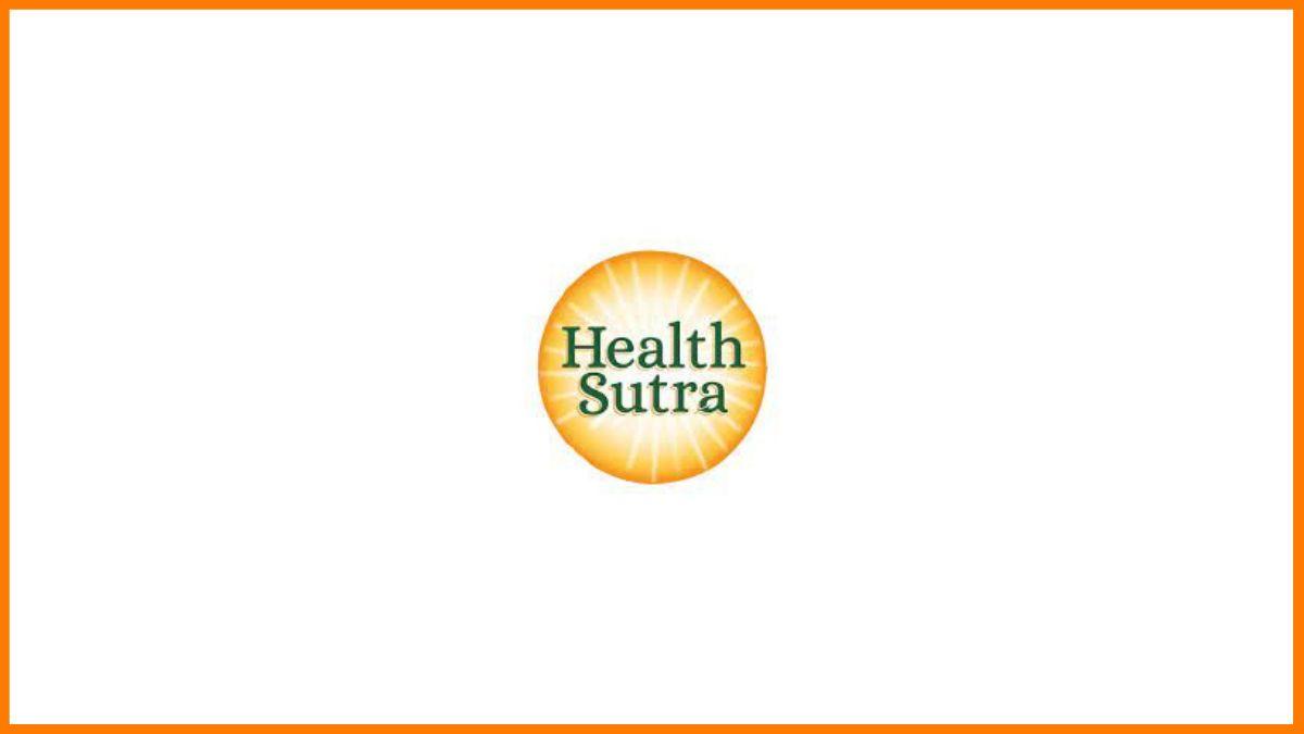 Health Sutra logo | Startups in Hyderabad