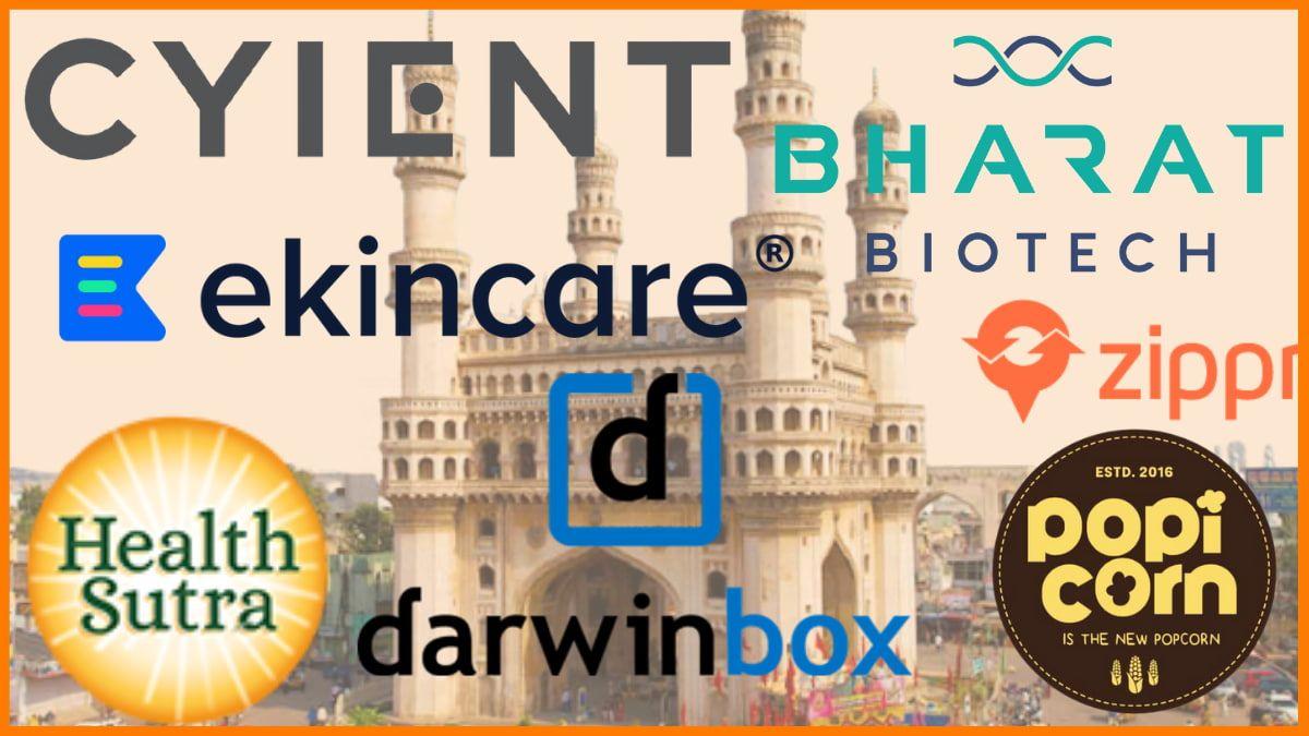 Hyderabad Startups | Entrepreneurs & Startups in Hyderabad [Exhaustive List- 2021]