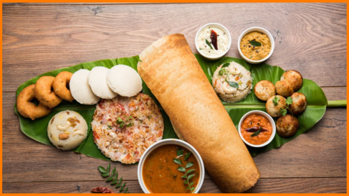 Indian Food - Dosa