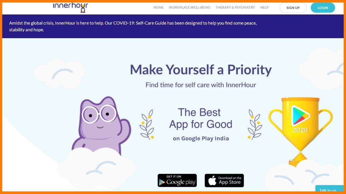 Innerhour Website