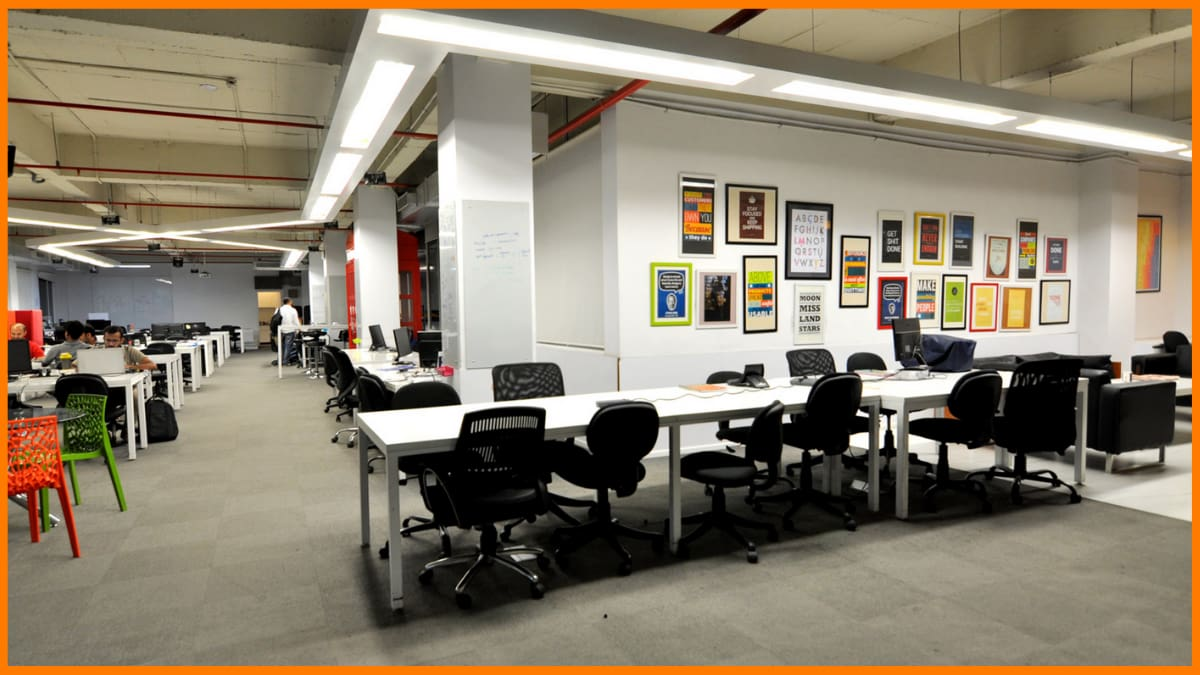 Investopad Coworking Space in India