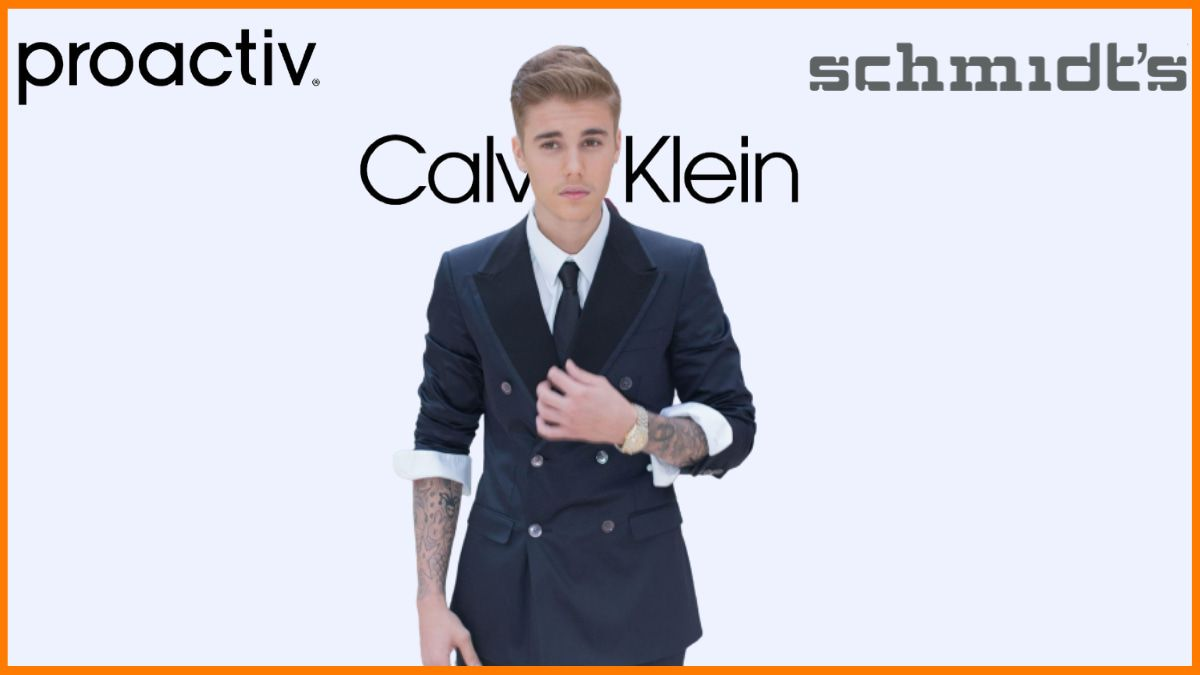 List of Brands Endorsed by Justin Bieber