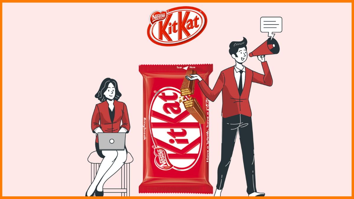 The Unique and Creative Marketing Strategies of KitKat