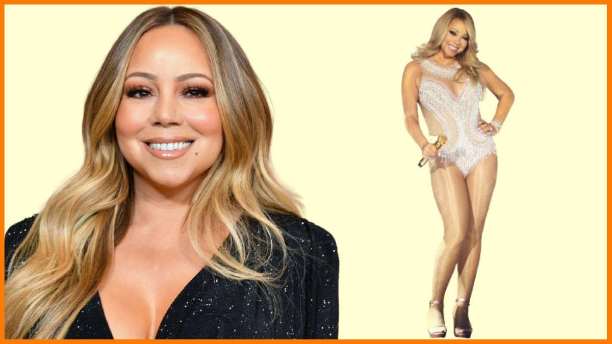 Mariah Carey insured her legs | celebrity insurance body parts