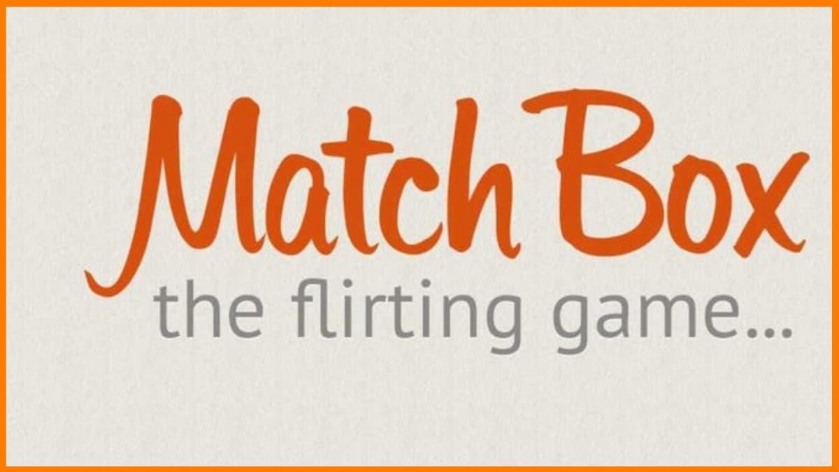 Tinder used Match Box as its pitch decks.