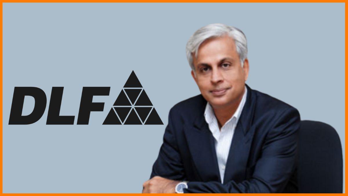 DLF CEO Salary