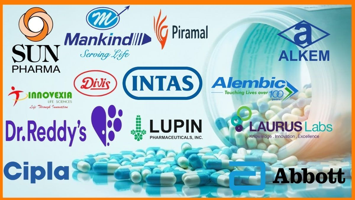 Top 19 Pharmaceutical Companies in India 2021
